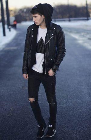 look-street-preto-branco