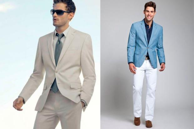roupas claras